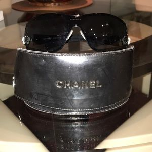 Authentic Chanel Sunglasses!